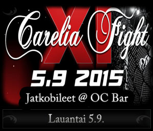 Carelia Fight 2015