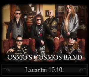 Osmo's Cosmos Band