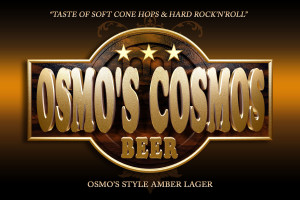 Osmo's Cosmos Beer