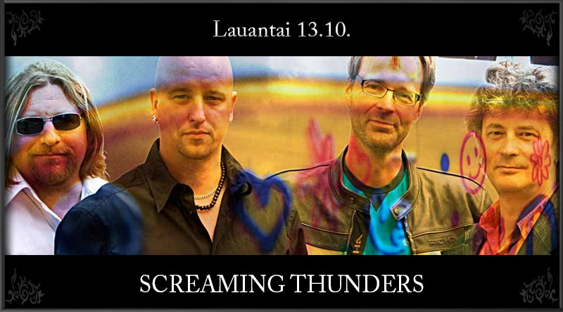 Screaming Thunders 2