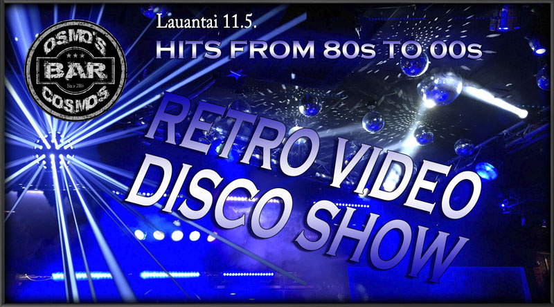 Retro Video Disco