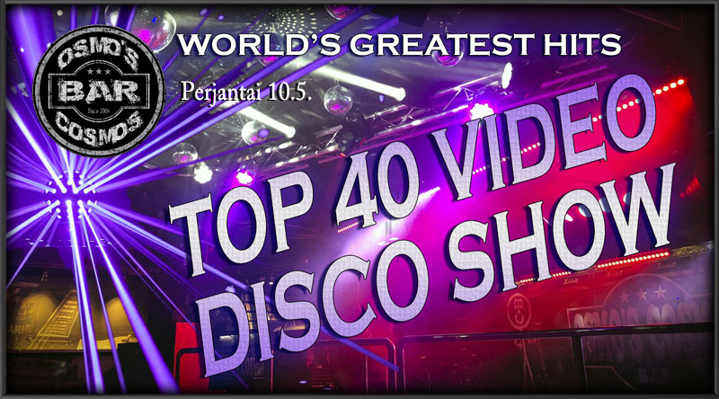 Top 40 Video Disco