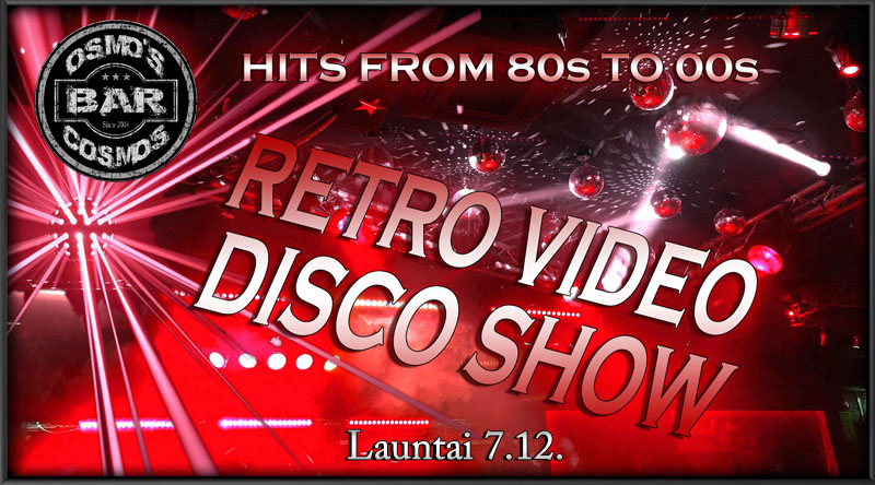 Retro Video Disco 2