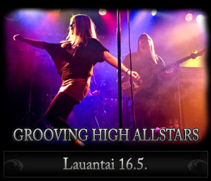 Grooving High Allstars