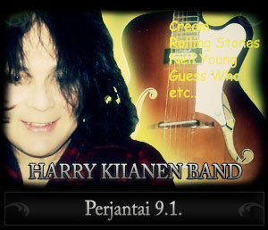 Harry Kiianen Band