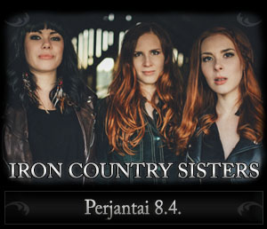 Iron Country Sisters