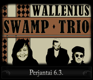 Wallenius Swamp Trio