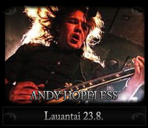 Andy Hopeless