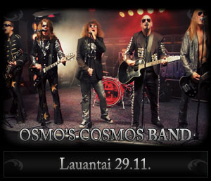 Osmo\s Cosmos Band