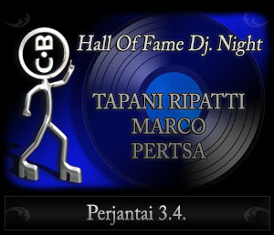 Hall Of Fame Night